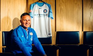 Warren Joyce, Melbourne City manager