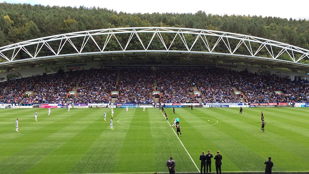 Huddersfield Town v Leicester City Saturday September 16 2017