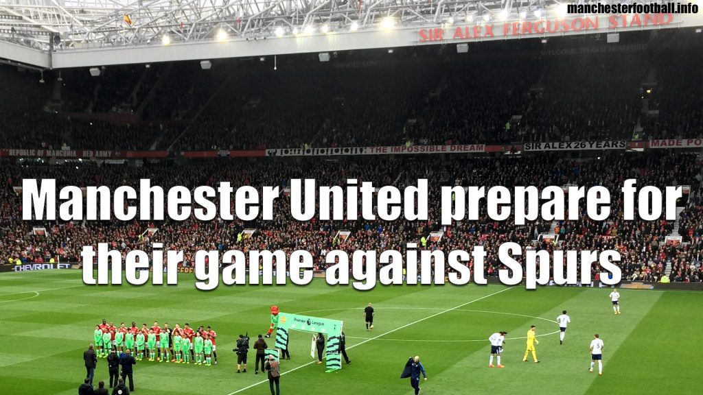 Manchester United vs Spurs pre-match