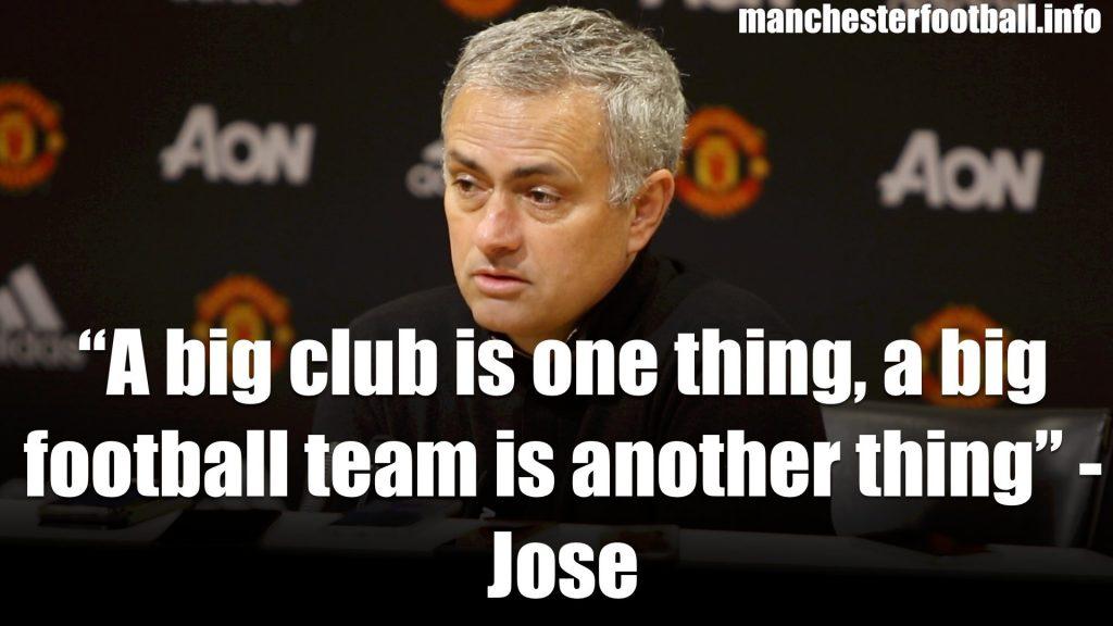 Jose Mourinho Man Utd vs Burnley December 2017