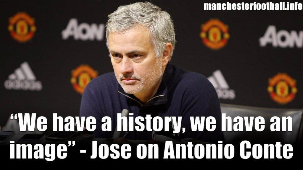 Jose Mourinho Post Match Press Conference Man Utd vs Chelsea February 2018