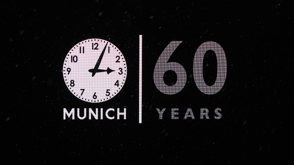 Munich air crash 60th Anniversary Service at Old Trafford