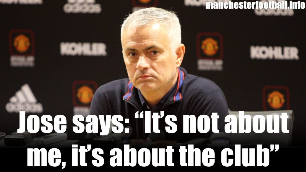 Jose Mourinho's post match press conference following Man Utd vs Newcastle
