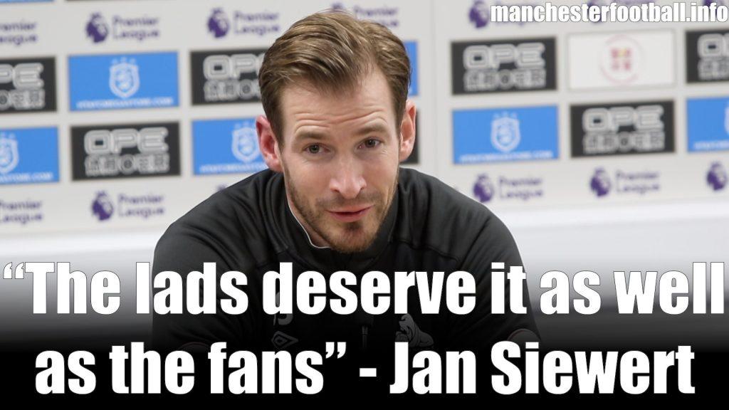 Jan Siewert Huddersfield Town vs Wolves February 26 2019