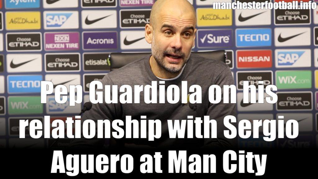 Pep Guardiola Man City vs Arsenal February 3 2019