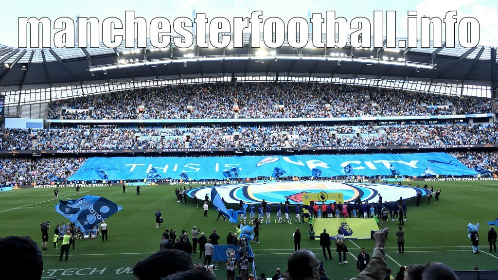 Etihad Stadium before Man City 2, Tottenham 2 on Saturday, August 17, 2019