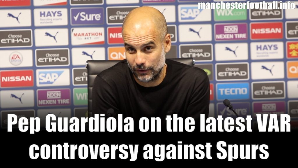 Pep Guardiola Manchester City vs Tottenham Saturday August 17, 2019