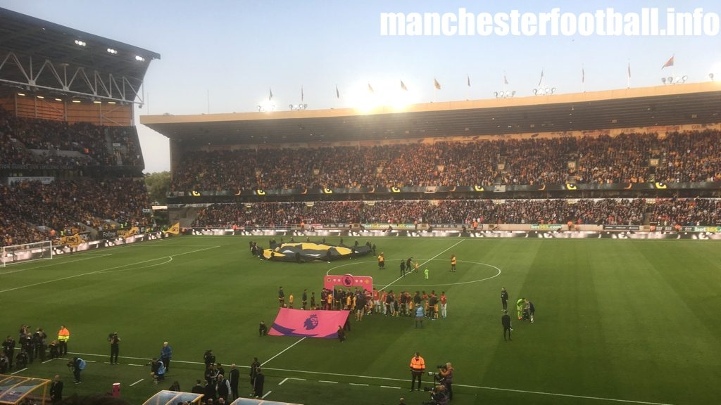 Wolves vs Manchester United at Molineux Monday August 19 2019