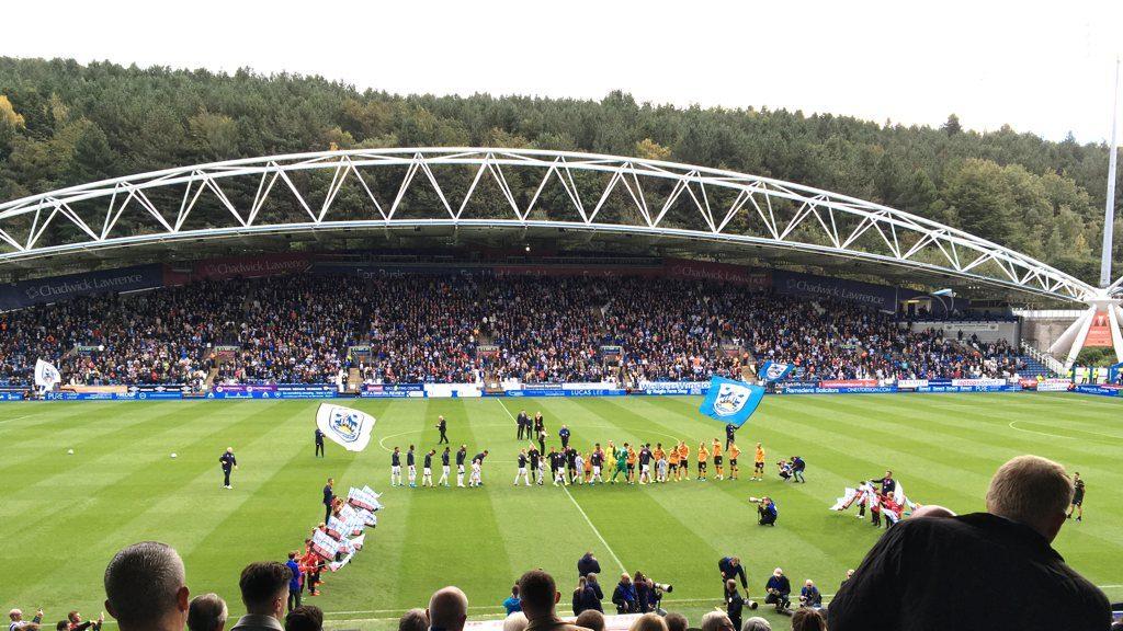 Huddersfield Town vs Hull City Saturday October 5, 2019