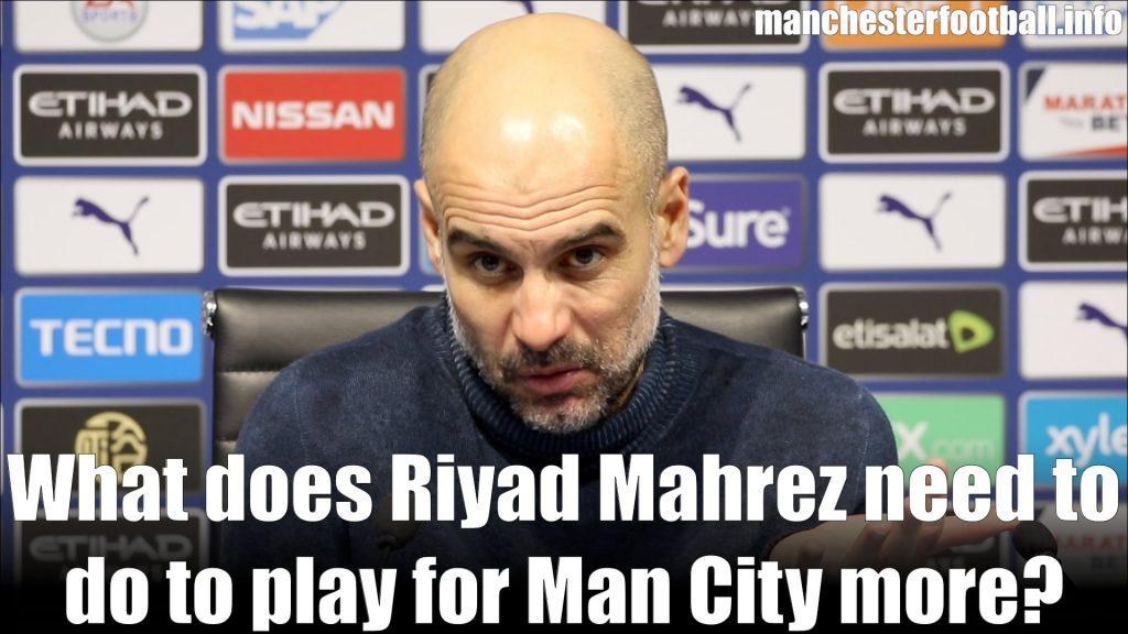 Pep Guardiola - Man City 3, Leicester City 1 - Saturday December 21, 2019