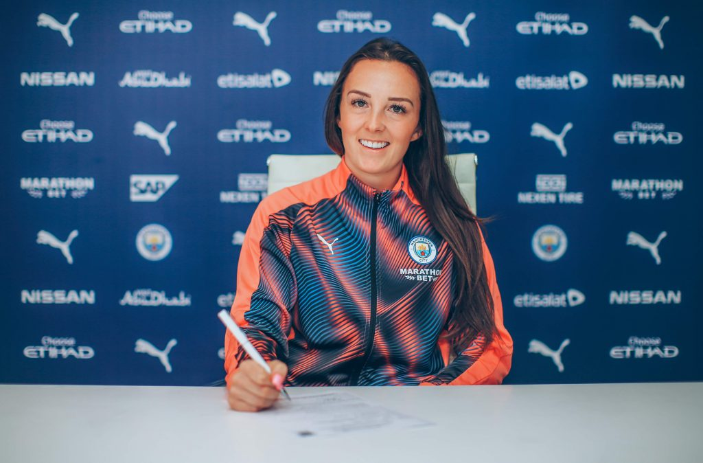 Caroline Weir signs new contract extension to stay with Manchester City