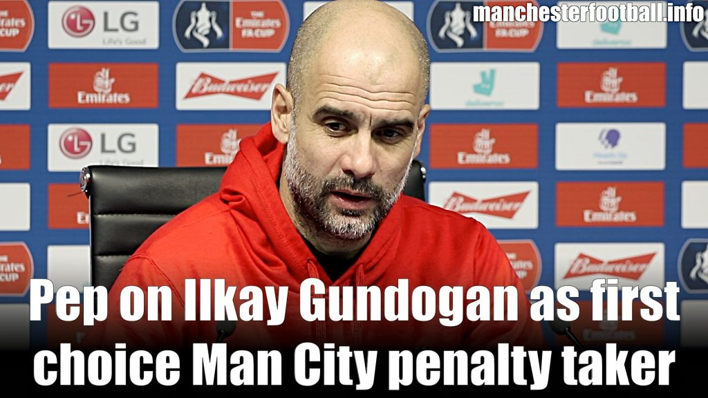 Pep Guardiola - Man City 4, Fulham 0 - FA Cup - Sunday January 26 2020