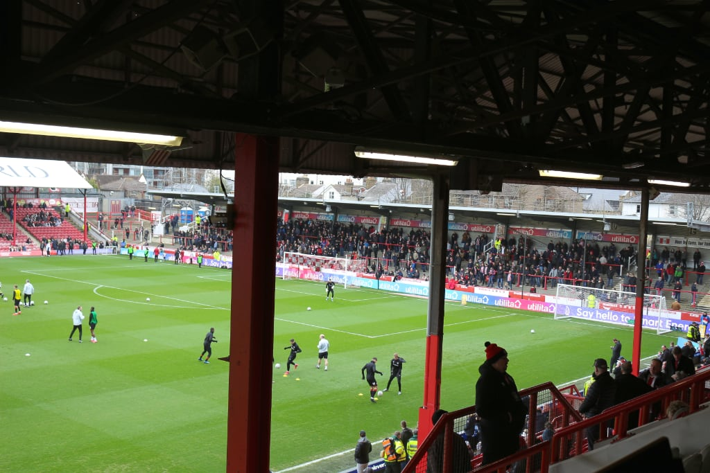 Brentford Griffin Park Stadium - Brentford 5, Sheffield Wednesday 0 - Saturday March 7 2020