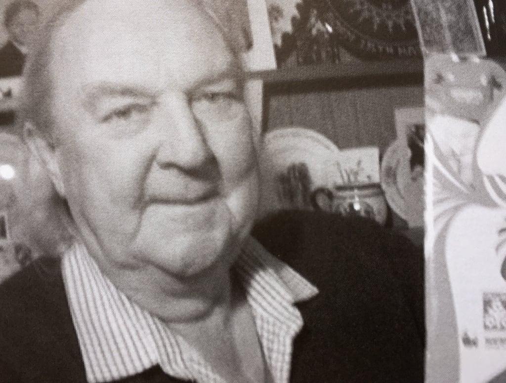 Former Oldham Athletic chairman Ian Stott
