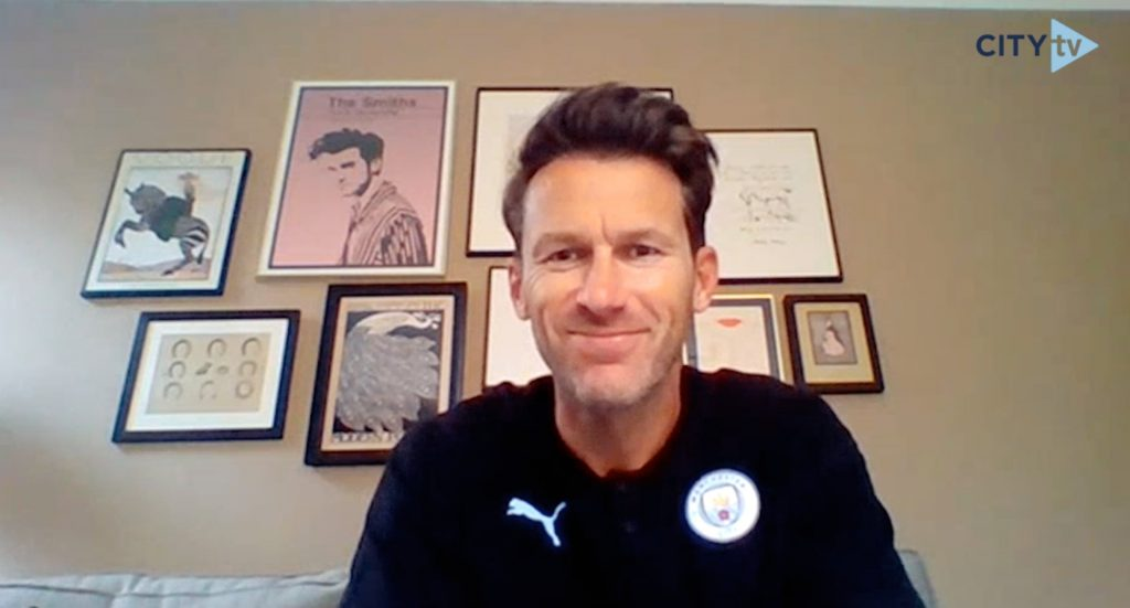 Gareth Taylor - Manchester City Women Head Coach