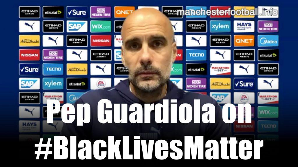 Pep Guardiola Post Match Press Conference - Man City 3, Arsenal 0 - June 17 2020