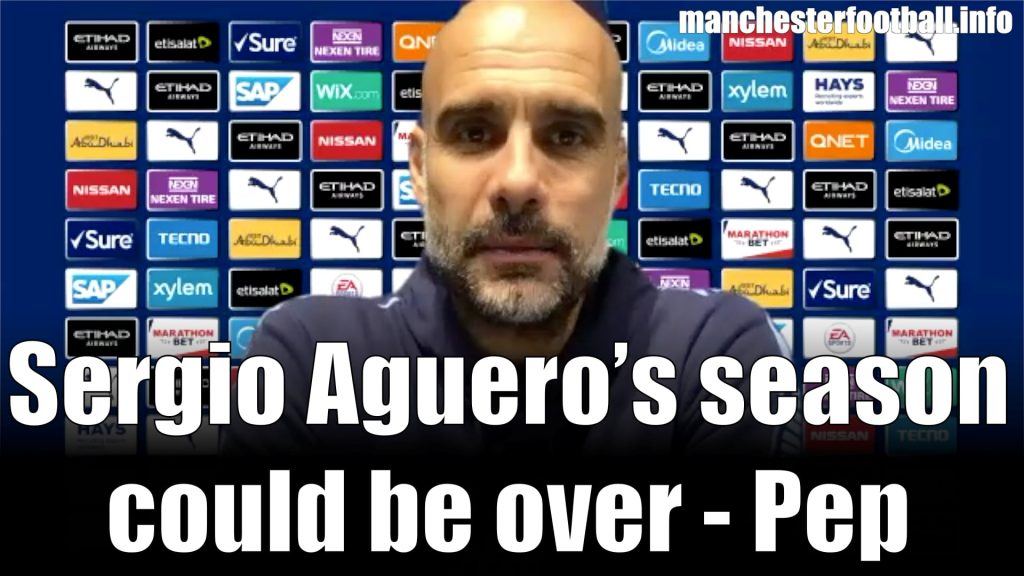 Pep Guardiola Post Match Press Conference - Man City 5, Burnley 0 - Monday June 22 2020