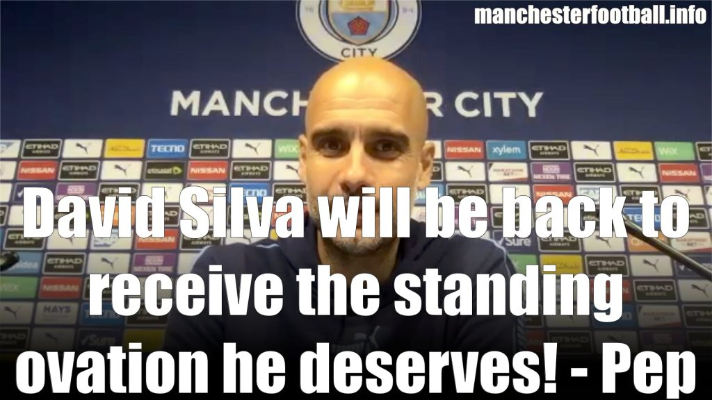 Pep Guardiola Man City 5, Norwich City 0 - Post Match Press Conference July 26 2020