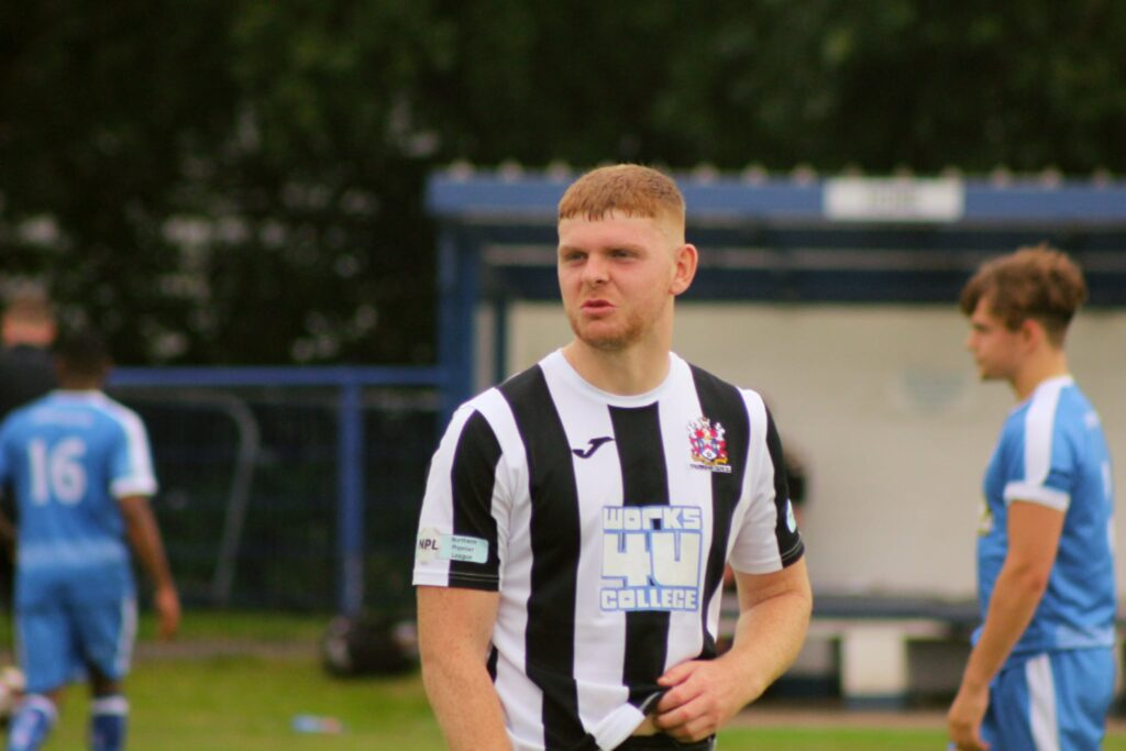 Kyle Hawley - Stalybridge Celtic 2, Mossley 1