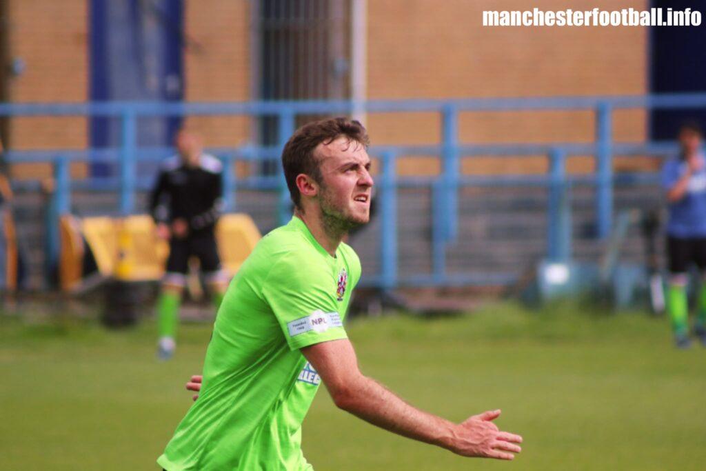 Charley Doyle - ex Blackburn Rovers - signs for Stalybridge Celtic