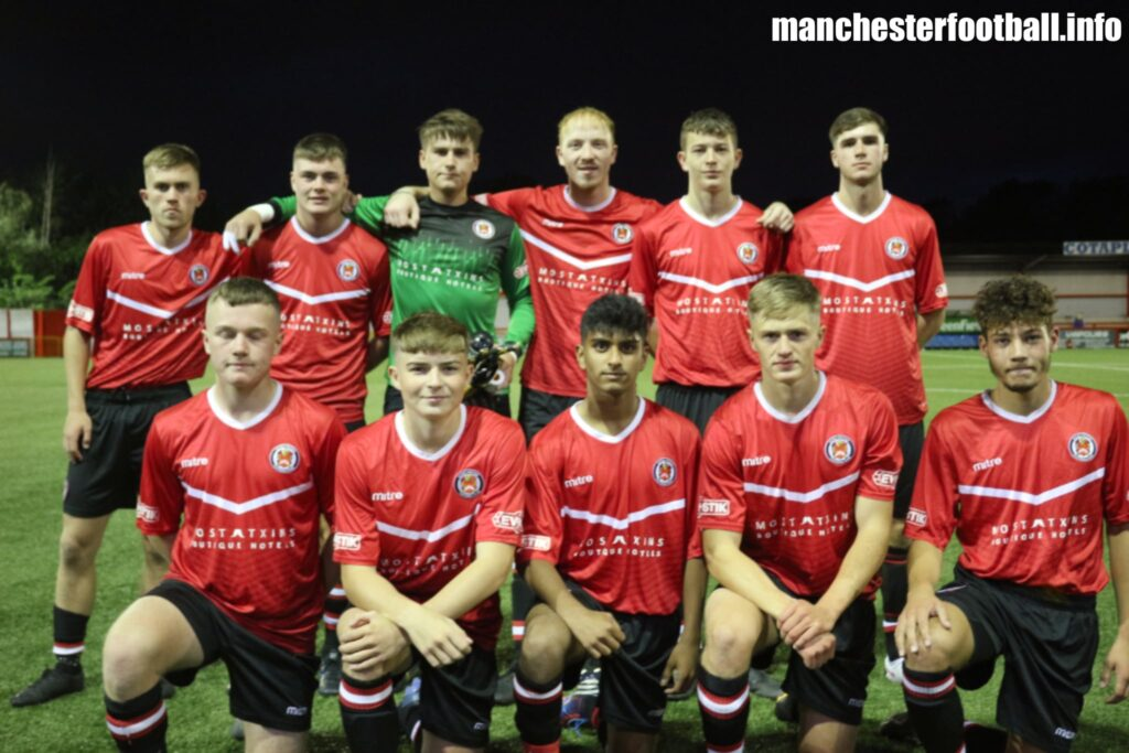 Hyde United youth team 2020-21
