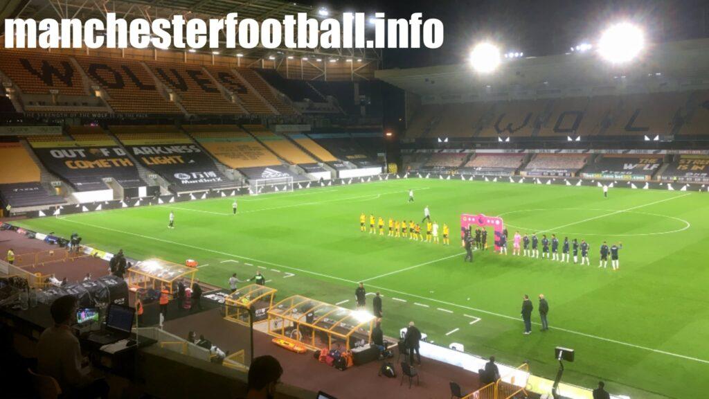 Wolves vs Manchester City - Monday September 21 2020