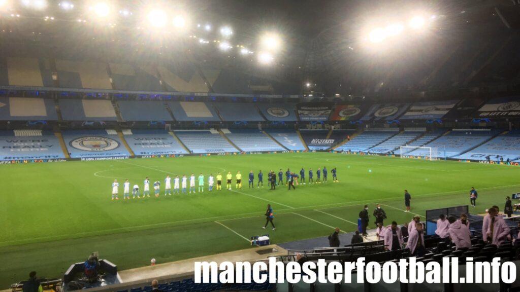 Manchester City 3, Porto 1 - Wednesday October 21 2020
