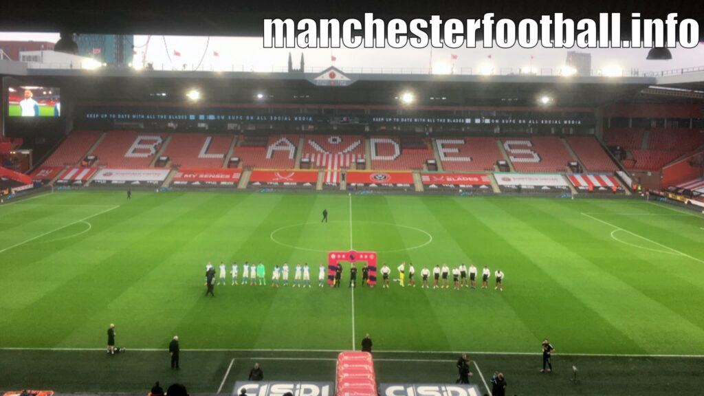 Sheffield United 0, Manchester City 1 Saturday October 31 2020