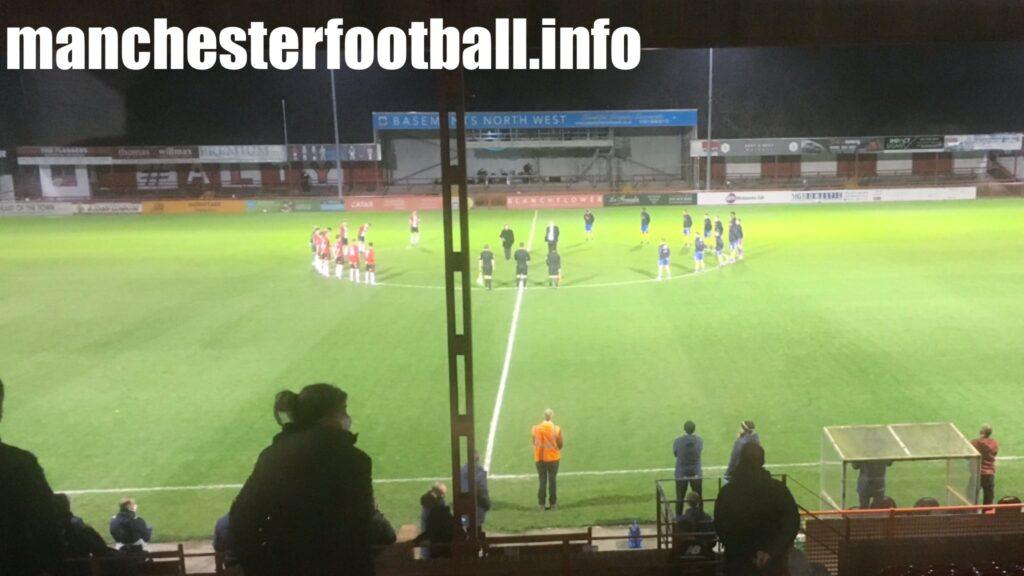 Altrincham 0, Solihull Moors 2 - Wednesday November 11 2020