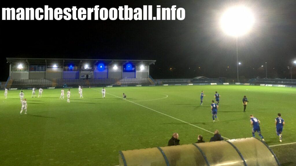 Curzon Ashton 2, AFC Fylde 0 - Tuesday November 17 2020