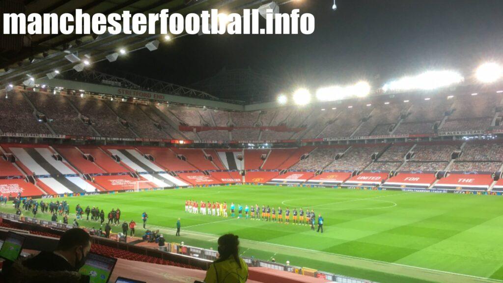 Manchester United 4, Istanbu Basaksehir 1 - Tuesday November 24 2020