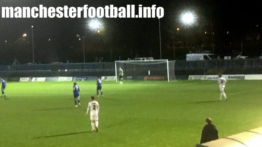 Match Action Curzon Ashton 2, AFC Fylde 0 - Tuesday November 17 2020