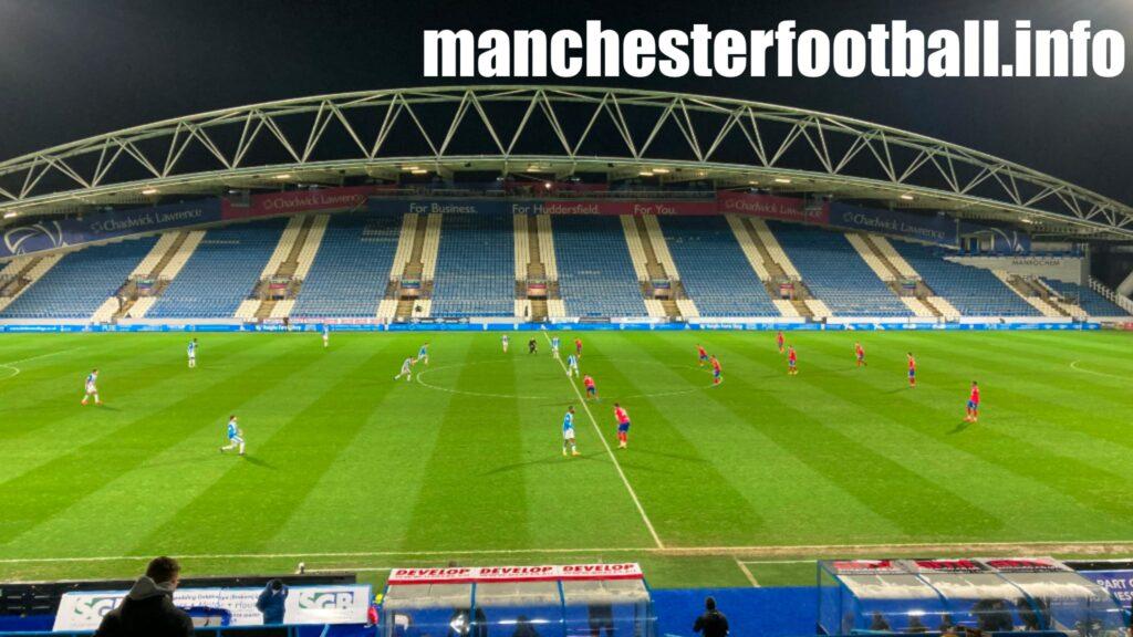 Huddersfield Town vs Blackburn Rovers - Tuesday December 29 2020
