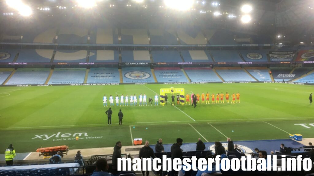 Manchester City vs West Brom Tuesday December 15 2020