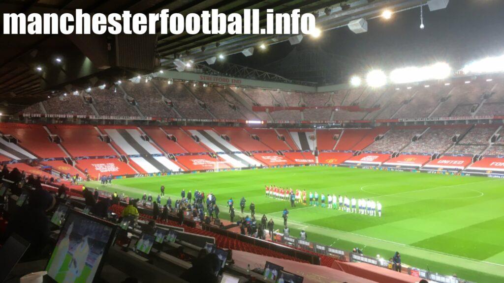 Manchester United 1, Paris St Germain 3 - Wednesday December 2 2020