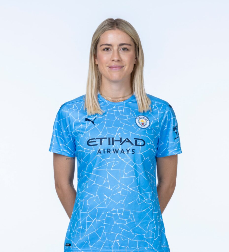 Abby Dahlkemper signs for Manchester City Women Saturday January 16 2021
