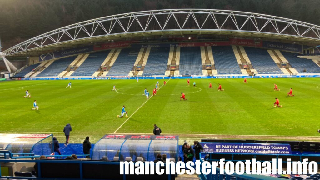 Huddersfield Town 1, Reading 2 - Saturday January 2 2021