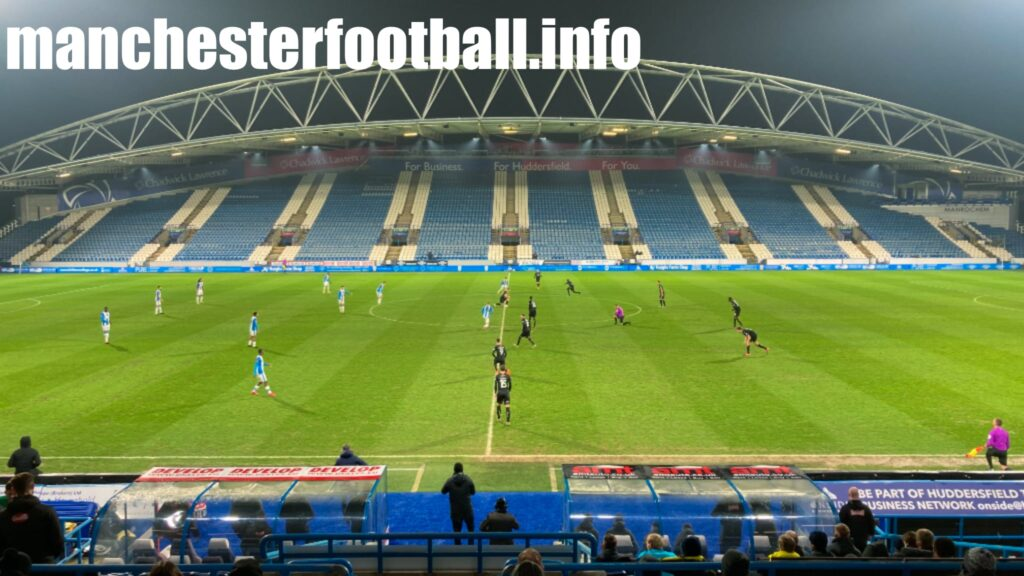 Huddersfield Town vs Plymouth Argyle FA Cup 3rd Round January 9 2021