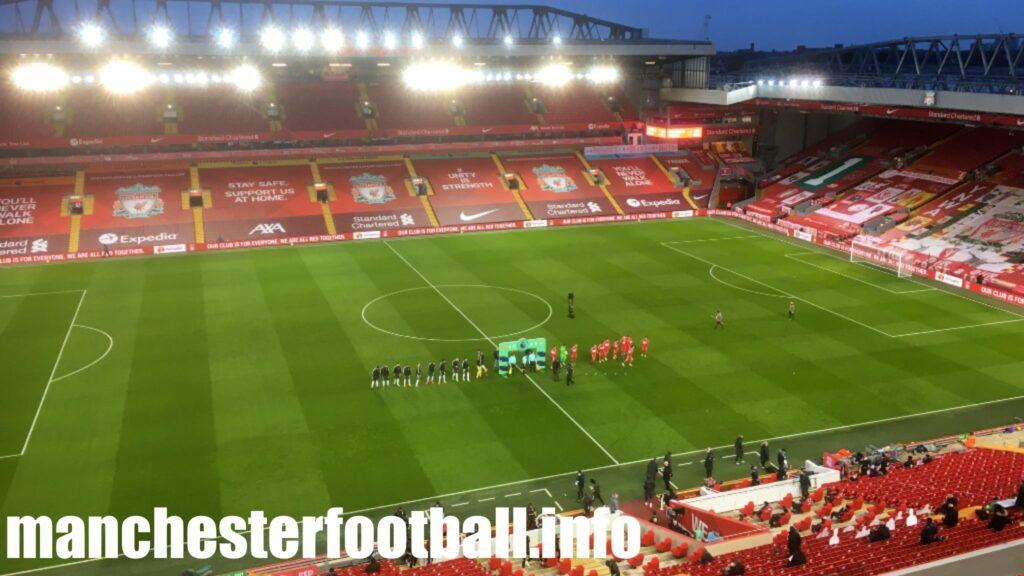 Liverpool 0, Manchester United 0 - Sunday, January 17 2021