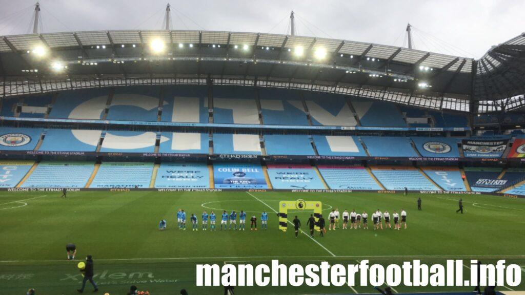 Manchester City 1, Sheffield United 0 - Saturday January 20 2021