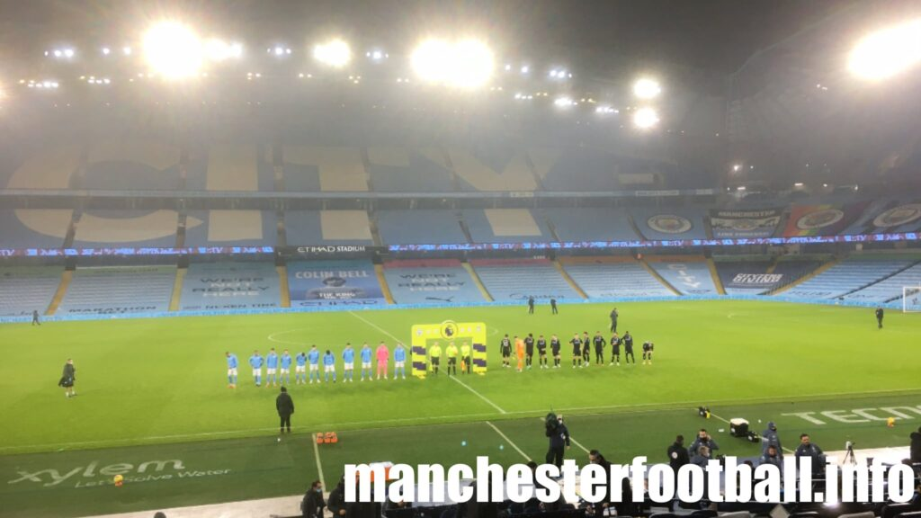 Manchester City vs Aston Villa Wednesday January 20 2021