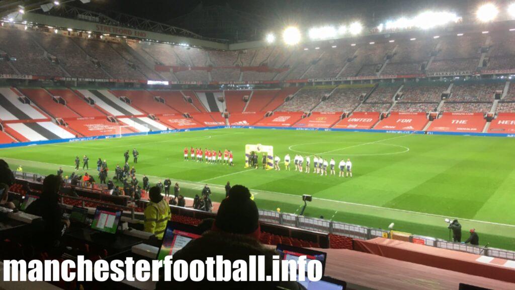 Manchester United 1, Sheffield United 2 - Wednesday January 27 2021