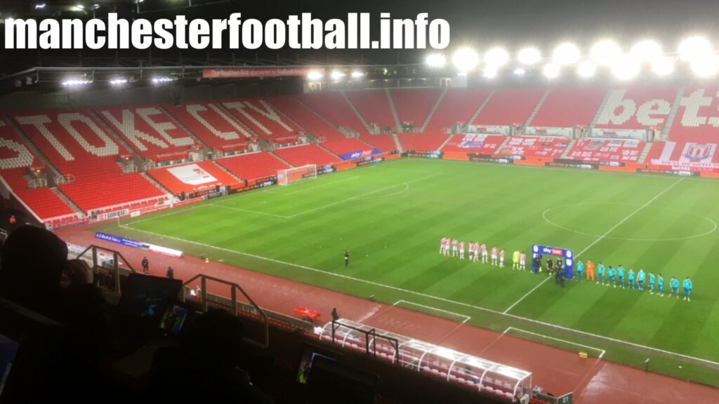 Stoke City vs Bournemouth - Saturday January 2 2021