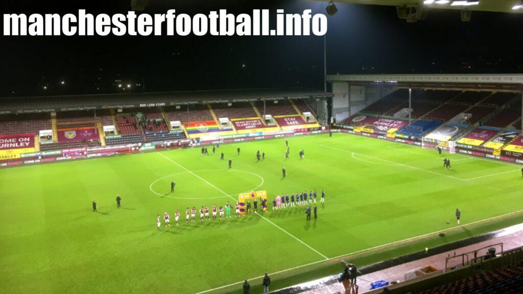 Burnley 0, Manchester City 2 - Wednesday February 3 2021