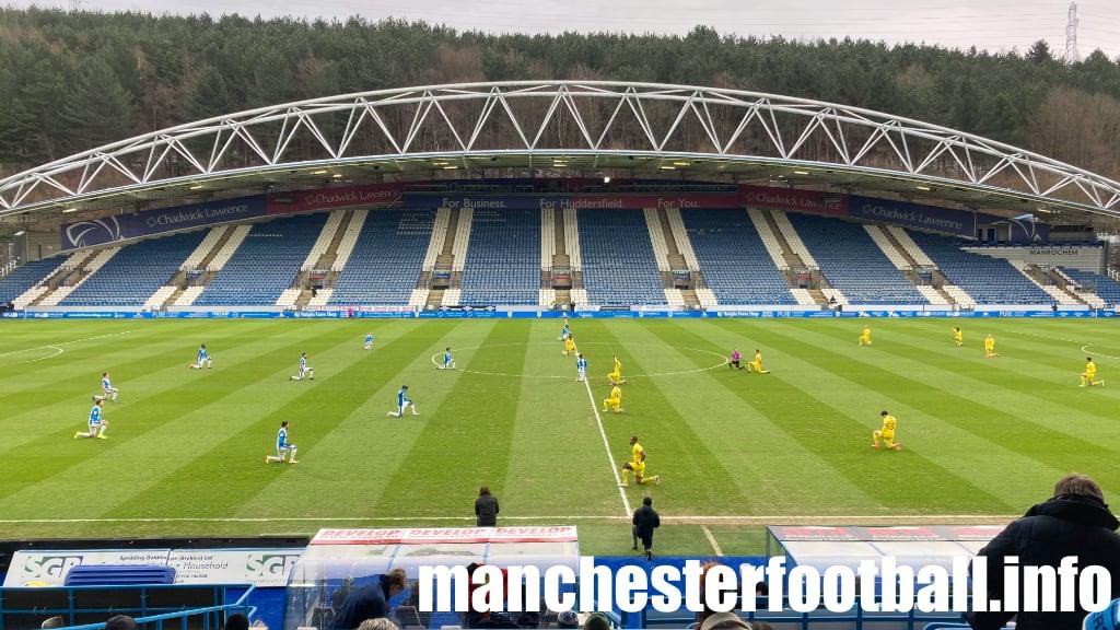 Huddersfield Town 2, Wycombe Wanderers 3 - Saturday February 13 2021