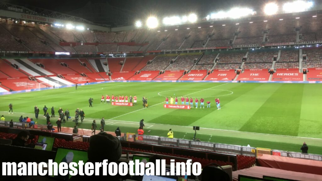 Manchester United 1, West Ham 0 AET - FA Cup - Tuesday February 9 2021