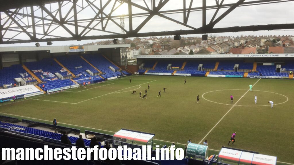 Tranmere Rovers vs Oldham Athletic Saturday February 20 2021