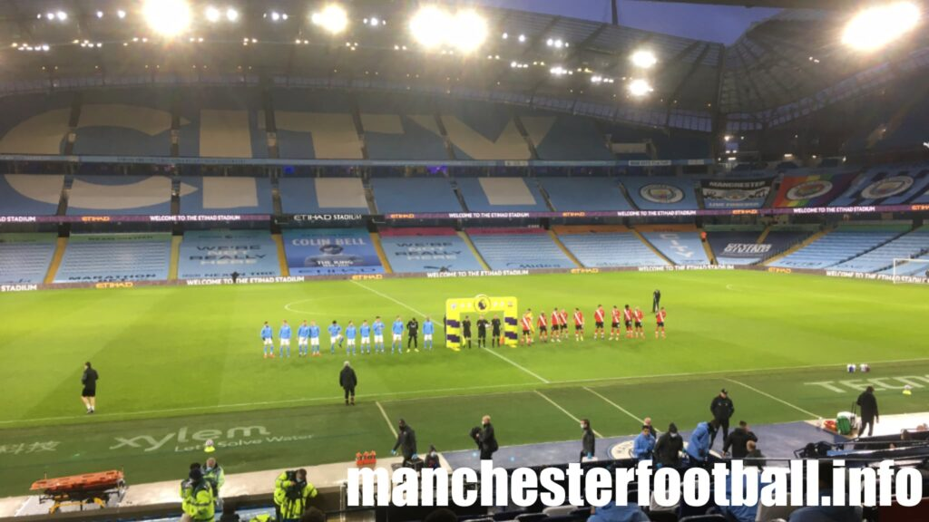 Manchester City vs Southampton - Wednesday March 10 2021