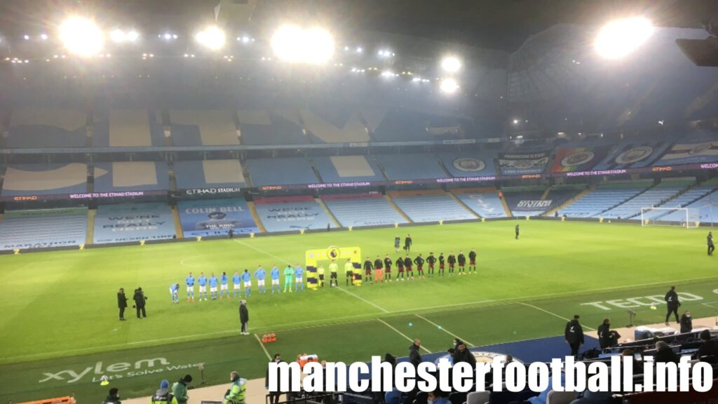 Manchester City vs Wolverhampton Wanderers - Tuesday March 2 2021