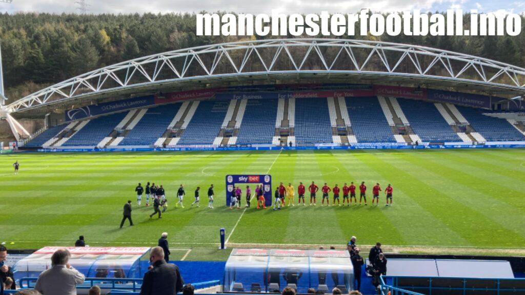 Huddersfield Town vs Brentford - Saturday April 3 2021
